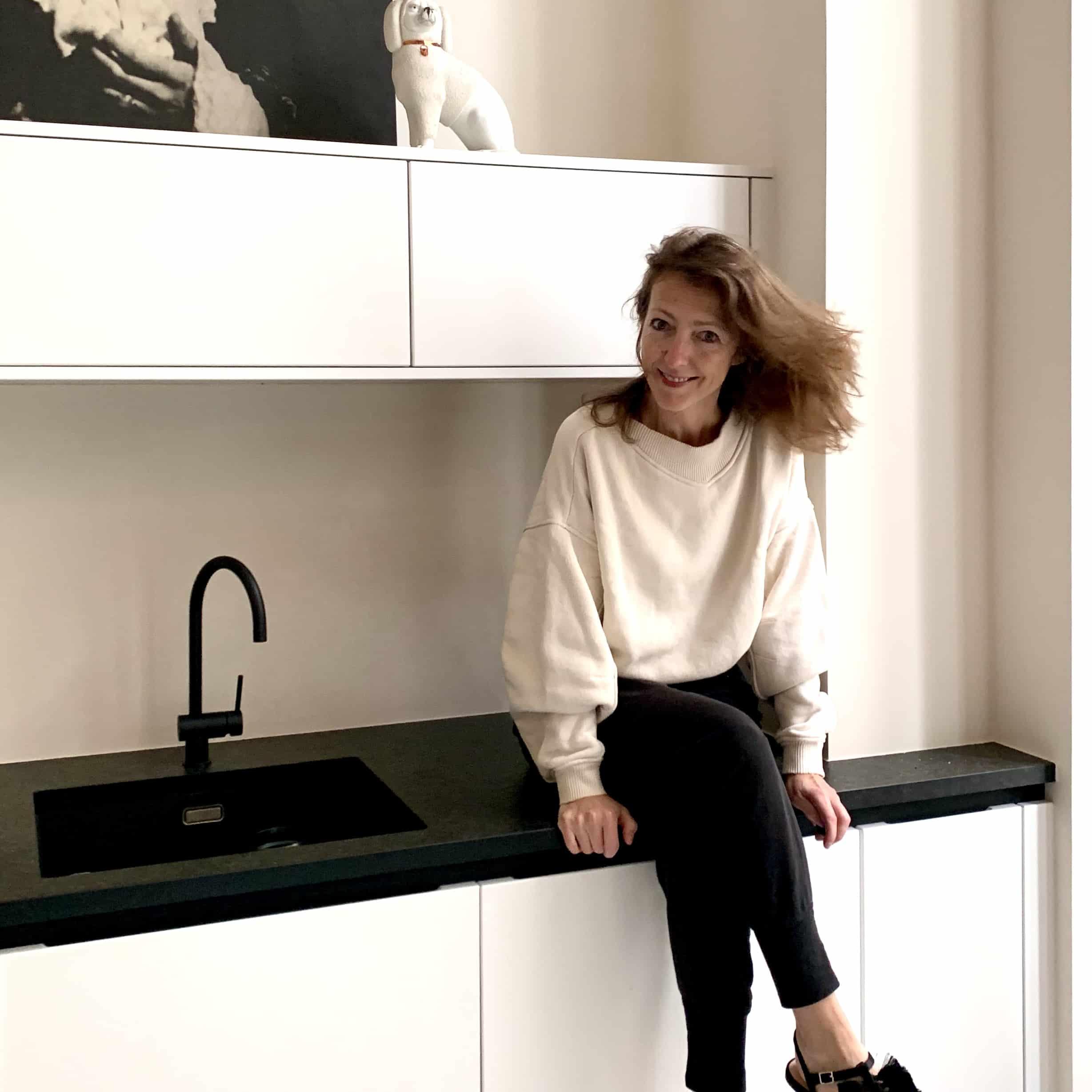 Helene Mulder, webdesigner and filmmaker
